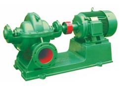 S.SH大奖网页版 单级双吸离心泵