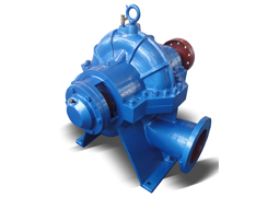 ZSOW大奖网页版 单级双吸中开蜗壳式离心泵